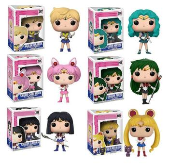 Figuras Pop de Sailor Moon Sailor Moon