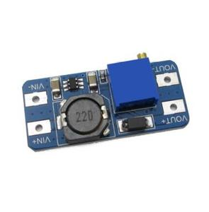 2pcs MT3608 DC-DC Adjustable Boost Module Feed Converter Voltage Regulator Module 2 V-24 V to 5 V-28 V 2A