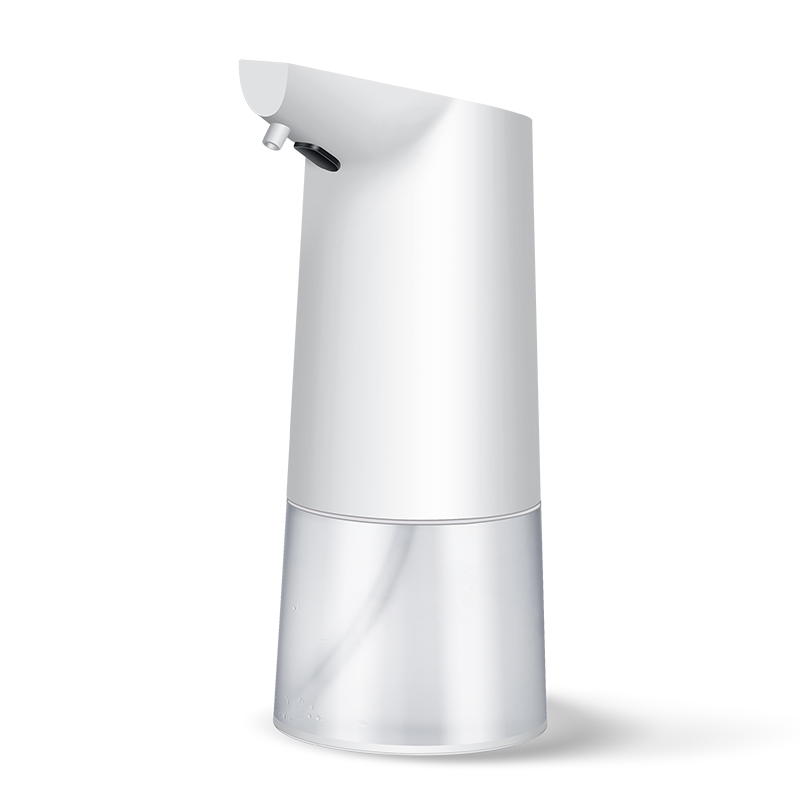 350ml Hand Free and Battery Operated Soap Dispenser with Smart Sensor and Extremely Rapid Foaming for Kitchen and Bathroom 4