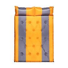 Pillow Outdoor Sleeping-Mat Inflatable-Mattress Portable Tent Ultra-Light Automatic Camping