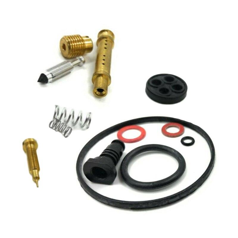 12 Pcs Set Of Carburetor Carb Rebuild Kit For Honda GX160 GX200 5.5HP 6.5HP 16010-ZE1-812 Machine Tool