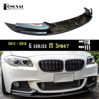 Carbon Fiber Rear Diffuser for BMW 2010 2015 5 series Sedan F10 & Wagon F11 M Sport models & F10 M5