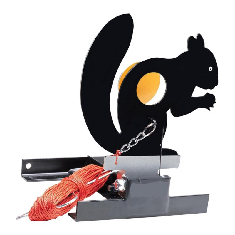 Squirrel Field Target Thickness 3mm For Airgun Paintball Shooting Practice