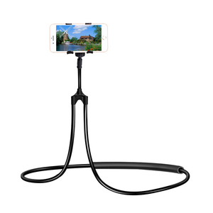 Image 1 - Support de support pliable de bâti Flexible portatif universel de support de téléphone Portable de cou de bras Long