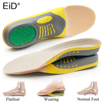 Honeycomb Premium EVA Orthopedic Insoles Orthotics flat foot Sole Pad for Shoes insert Arch Support pad for plantar fasciitis demine eva orthopedic insoles arch support casual half cushion for flat foot shock absorbant walking breathable shoes insert pad