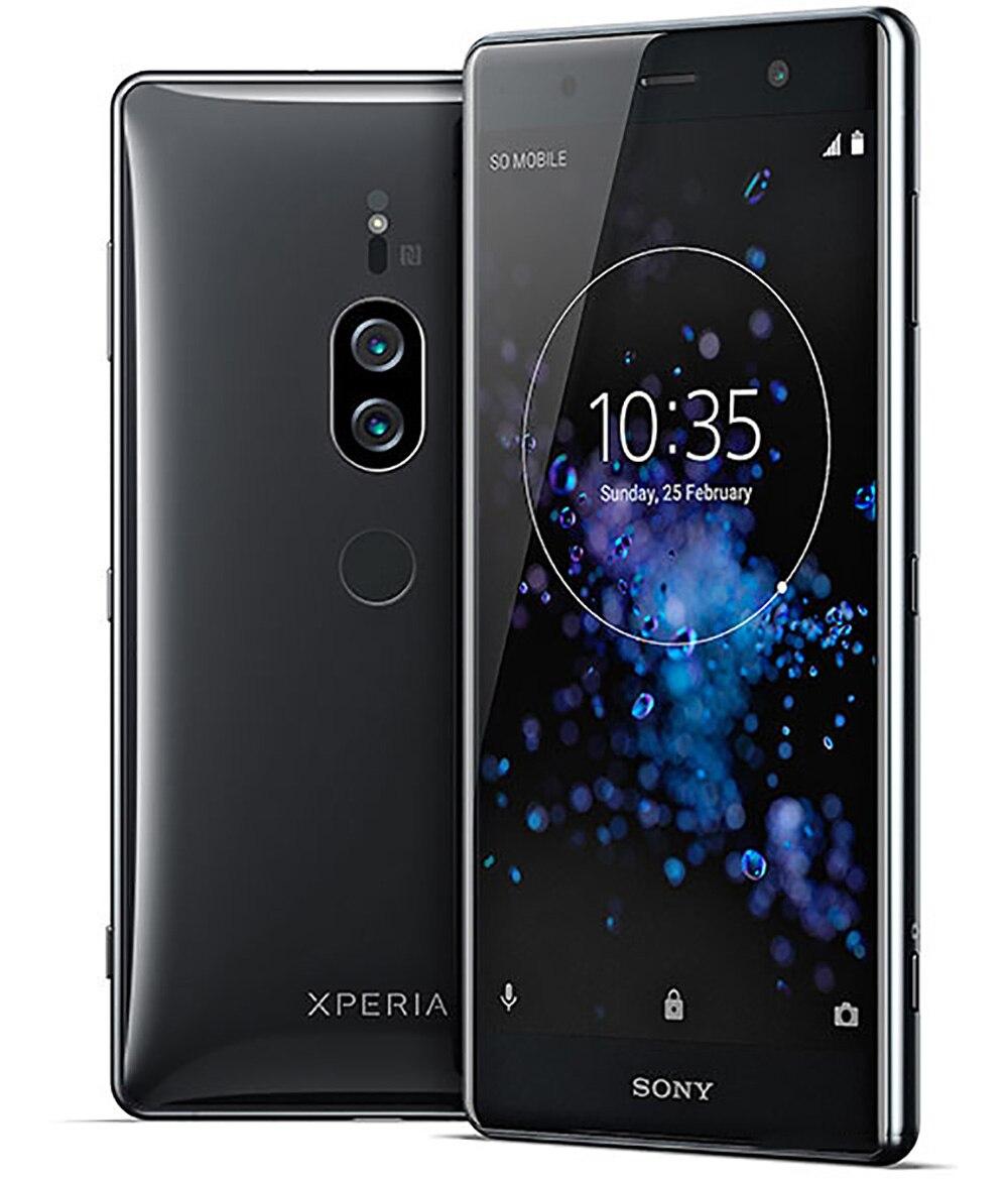 Brand New Sony Xperia XZ2 Premium H8166 Dual SIM Mobile Phone Snapdragon 845 6GB RAM 64GB ROM 5.8