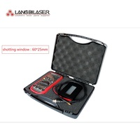 IPL & diode laser energy meter , measure Max window size : 60*25mm , energy range : 1J~200J , wavlength range : 350nm~2500nm