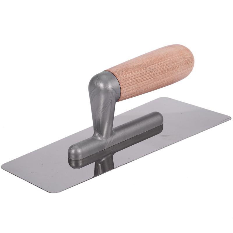 2Pcs Stainless Steel Trowel Tool Batch Wall Shovel Tool Putty Tool Cement Finishing Tool