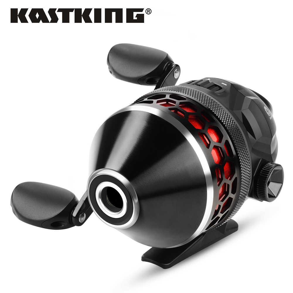 KastKing الألومنيوم العسل تصميم الجرافيت الإطار الصيد لفائف الصيد بكرة 4.0:1 نسبة والعتاد 5 + 1 الكرة تحمل 5 كجم السحب