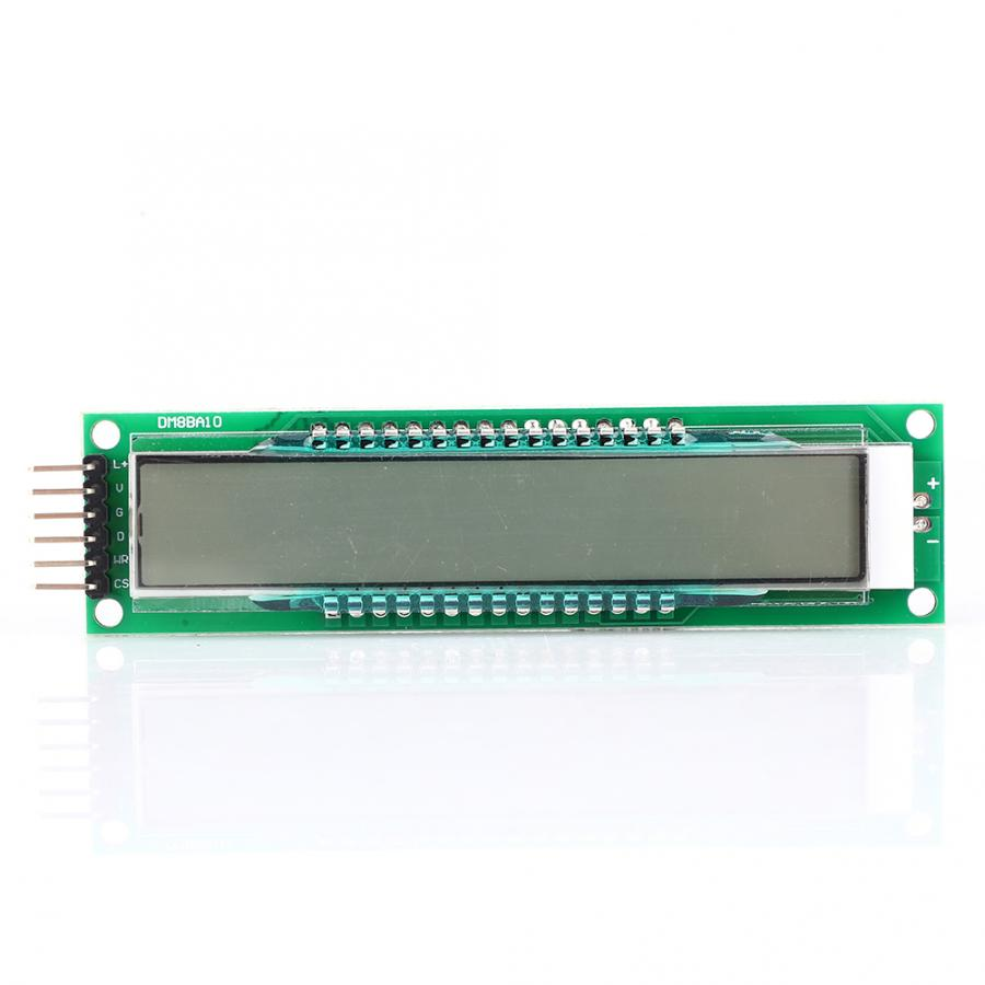 LCD Modul DM8BA10 10-Bit <font><b>16</b></font>-<font><b>Segment</b></font> LCD <font><b>Display</b></font> Panel <font><b>LED</b></font> Modul DC 5V TM1622 Chip image