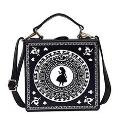 H596db30b0c9d47bba82a34020d9531729 Buyuwant women backpack girl Alice bag in Wonderland school backpack bag women shoulder bag sac a dos Mochila bolsos