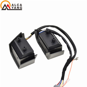 Image 5 - NEW Car accessories steering wheel control buttons with backlight Buttons Connecting wire FOR Nissan LIVINA TIIDA SYLPHY