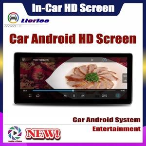 """Image 4 - 10.25 """"android display para mercedes benz cla classe c117 2016 2019 tela de toque do carro navegação gps estéreo rádio multimídia jogador"""