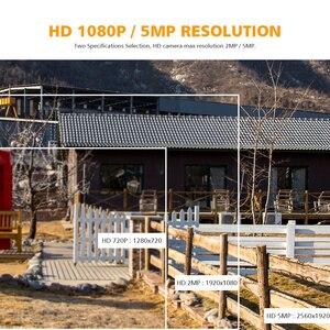 Image 2 - Беспроводная камера видеонаблюдения 3G, 4G, Sim карта, 1080P, 5 Мп