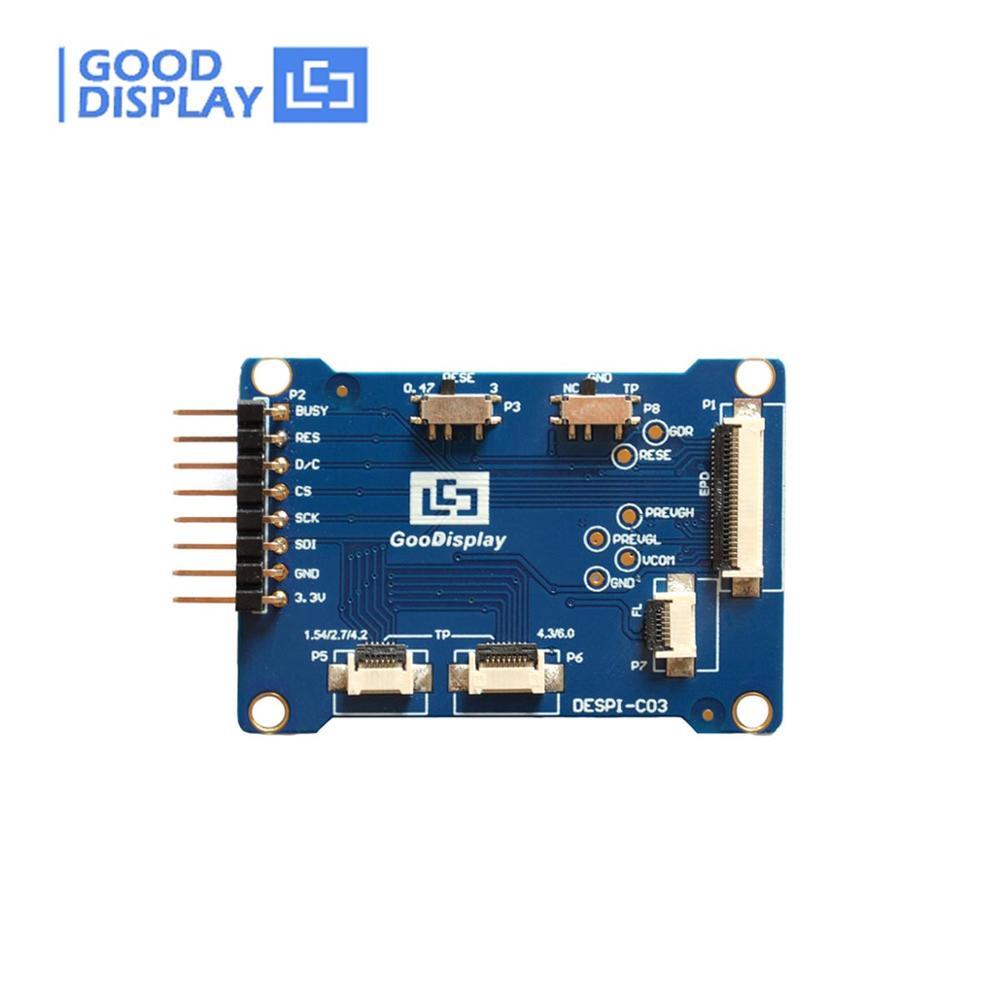 Demo Kit Driver Development Board For E-ink Display DESPI-C03