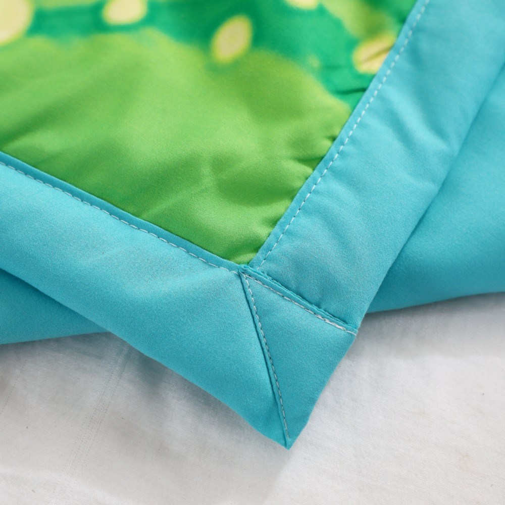 Roupa de cama infantil frozen, elsa, branca