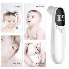 Non-Contact Electronic-Thermometer Infrared Practical-House Energy-Saving Accurate Handheld