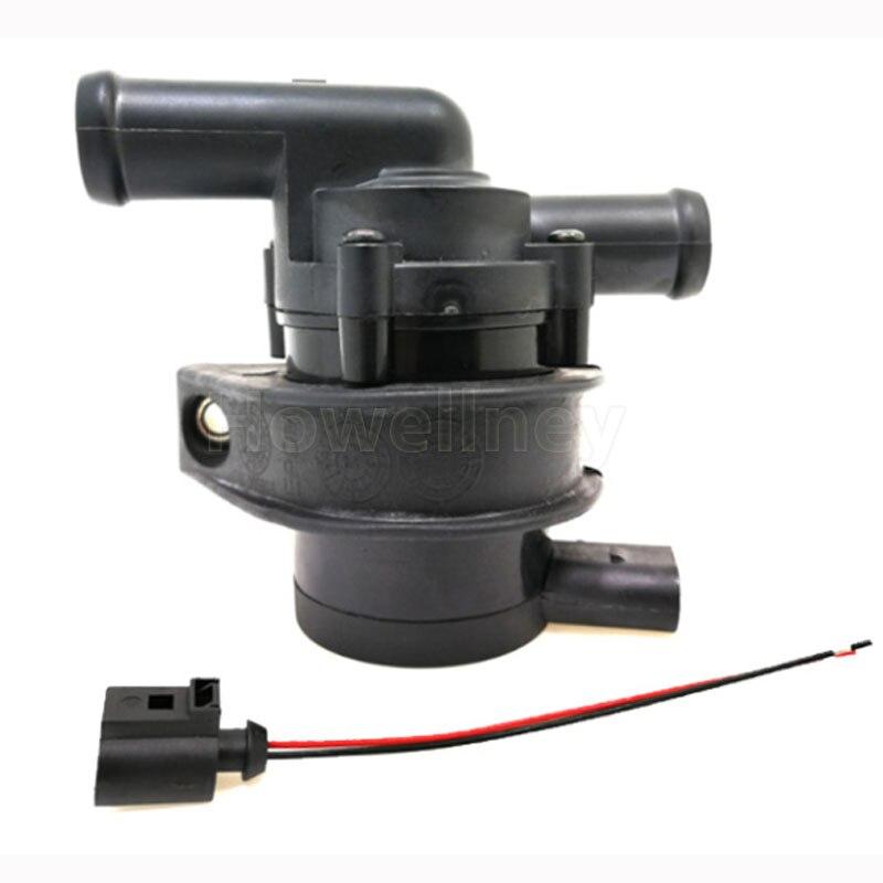 078121601B 078 121 601 B bomba de agua de refrigeración eléctrica auxiliar adicional para SKODA Superb AUDI A6 C6 C7