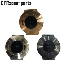 Черный/серебристый/Золотой для huawei watch1 часы 1 1st Gen Смарт часы батарея задняя крышка корпус бесплатная доставка