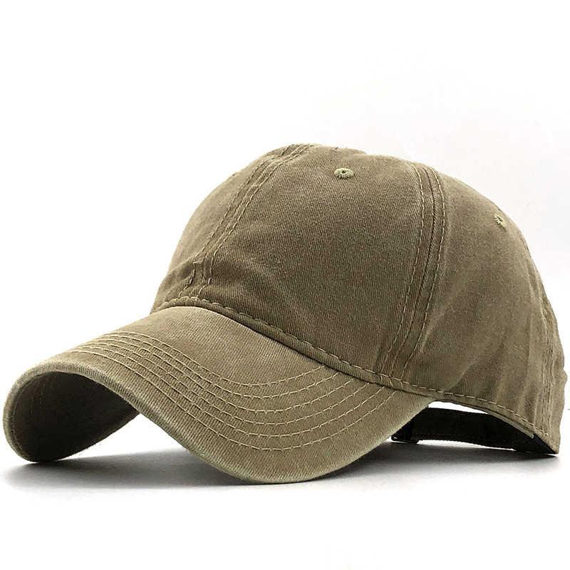 Sederhana Dicuci Katun Warna Solid Adjustable Bisbol Cap Unisex Beberapa Topi Fashion Rekreasi Ayah Topi Memancing Snapback Topi 17 Warna