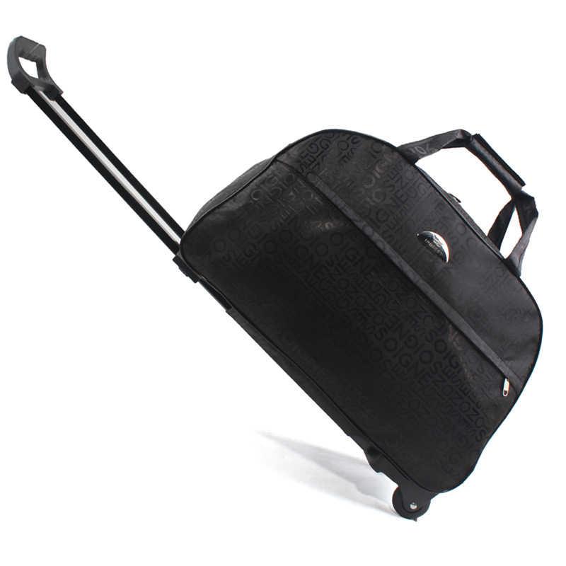 JULY'S SONG maletas y bolsas de viaje bolsa de equipaje con carro con ruedas equipaje para hombres/mujeres bolsas de viaje
