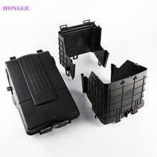 NEW 3 Pcs Battery Cover Dust Cover Assembly for VW Golf 5 6 Passat B6 Audi A3 Octavia Seat Leon 1KD915443 1KD 915 336 1KD915335