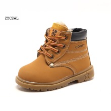 Spring Autumn Children Ankle boots Winter Girls Boots Boys P