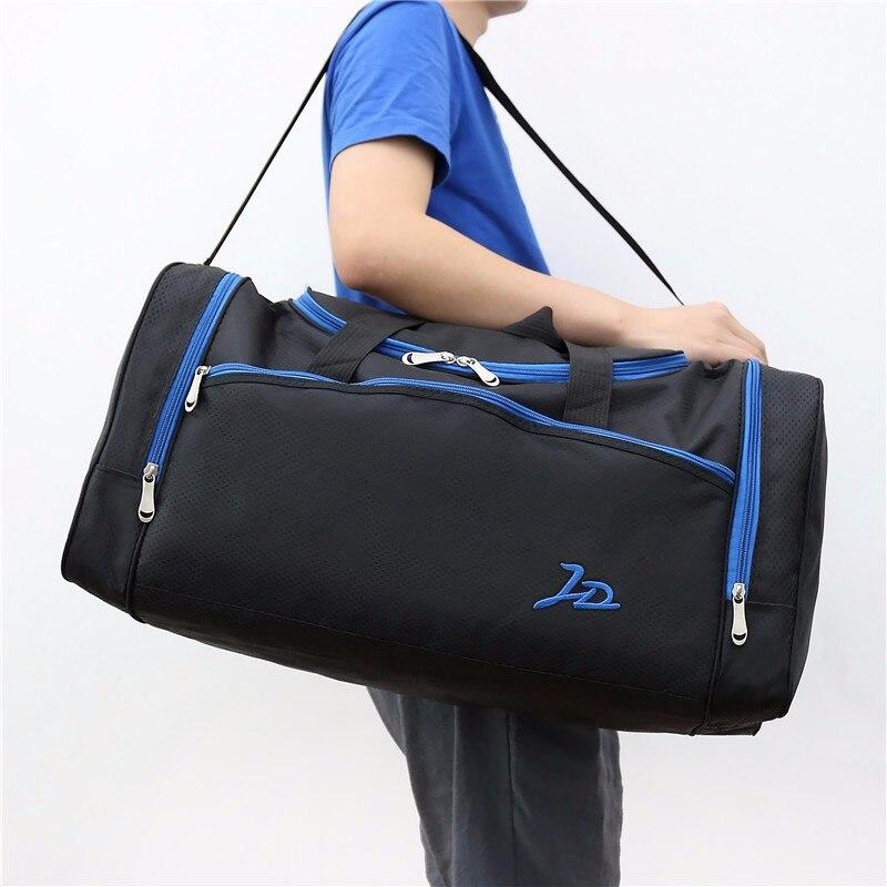 Sac de voyage hommes et femmes sport entraînement Fitness sac court voyage sac à main grande capacité sac de bagage sac de XA191K