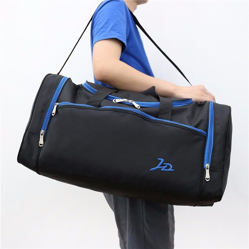 Travel Bag Men And Women Sports Training Fitness Bag Short Travel Handbag Large Capacity Luggage Bag Sac De XA191K
