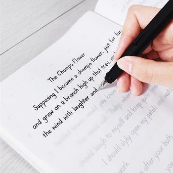 Angielski zeszyt okrągły czcionka zeszyt ćwiczeń dla dorosłych dzieci ćwiczenia ćwiczenia dla dorosłych słowo naklejki włoski kursywa słowo ponowne użycie tanie i dobre opinie LeXue Culture LY044 Adults Students English copybook 18 5*26CM