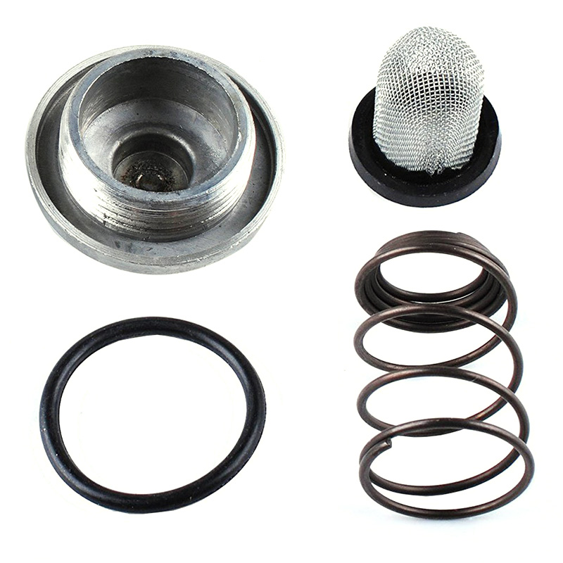 <font><b>GY6</b></font> <font><b>50cc</b></font> To 150cc 125/150 <font><b>Engine</b></font> <font><b>Parts</b></font> Plug Moped Oil Filter Drain Screw Scooter For Baotian Benzhou Znen Taotao image