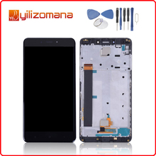 5.5 1920x1080 For Xiaomi Redmi Note 4 LCD Touch Screen Digitizer Assembly With Frame for XIAOMI Display