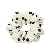 Women Elastic Hair Rope Ring Tie Scrunchie Ponytail Holder female Hair Band Headband Cloth Casual hairpins(China)