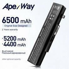 ApexWay 6 ячеек батарея для lenovo L11S6Y01 L11L6Y01 ASM P/N 45N1048 45N1042 FRU 45N1043 45N1049 121500047 121500049