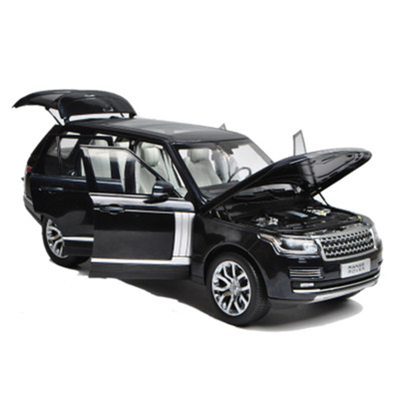 Range Rover autobiografía Cromo Plateado Llavero L322 Sport Evoque Vogue Svr