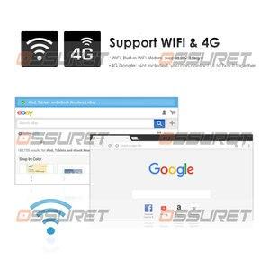 Image 2 - Ossuret 9 inch Android 9.0 Đôi 2Din phát thanh Xe Hơi GPS Tự Động vô tuyến 2 DIN USB Xe Volkswagen/Passat/ GOLF/Skoda/Ghế Wifi Bluetooth
