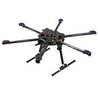 타로 FY680 3K 탄소 섬유 완전 Foldable Hexacopter FPV 공중 프레임 TL68B01 항공기 RC 사진에 대 한