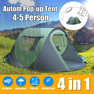 4-5 People Outdoor Automatic T