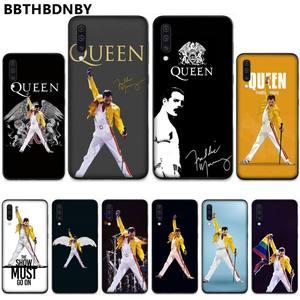 Чехол для телефона Freddie Mercury Queen band, для Samsung A20 A30 30s A40 A7 2018 J2 J7 prime J4 Plus S5 Note 9 10 Plus