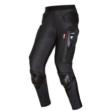 Motorcycle Motocross Pants Men Racing Riding Protective Gear Anti-fall Trousers Hip Pads Knight Protector Armor Pants YG1020