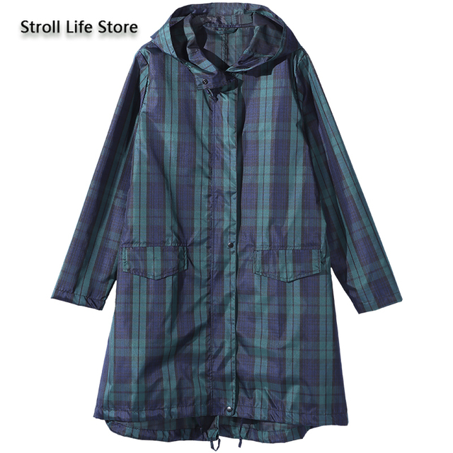Korea Women Windbreaker Lightweight  Raincoat Rain Jacket Hiking Adults Long Rain Coat Poncho Capa De Chuva Gift Waterproof Suit