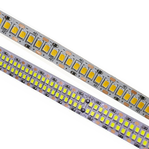 5M LED Strip light 2835 SMD 240LEDs/m 480LEDs/m 300/600/1200 Leds 12V 24V High Bright Flexible LED Rope Ribbon Tape Light white