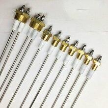 Kazan su seviyesi ölçer elektrot probu su seviye kontrolü elektrot çubuğu sıvı seviye sensörü indüksiyon probu