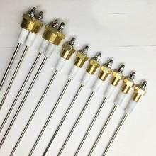 Medidor de nivel de agua para caldera, sonda de electrodo, barra de electrodos de Control de nivel de agua, Sensor de nivel de líquido, sonda de inducción