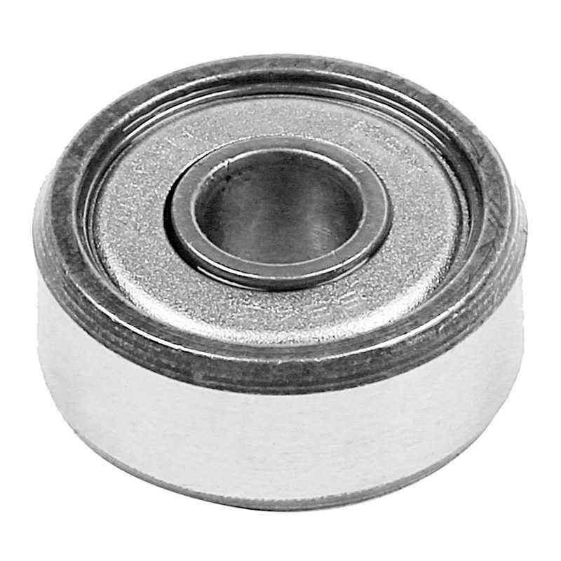 Qualità 10pcs In Miniatura Sigillato In Metallo Schermato Metric Cuscinetto Radiale A Sfere Modello: 604 ZZ 4x12x4MM