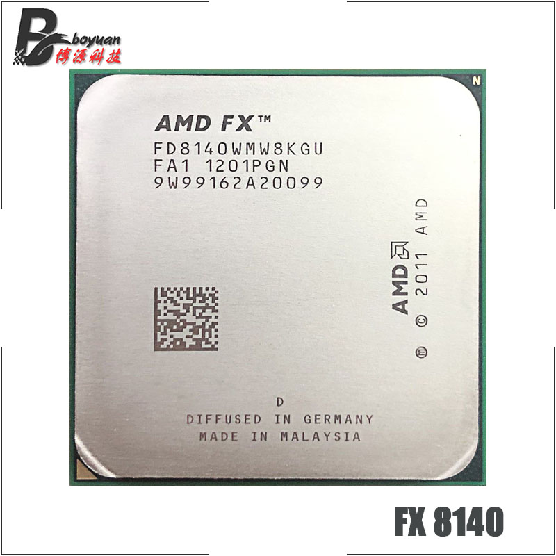 AMD FX-Series FX-B415 3.8 GHz Quad-Core CPU Processor0 FDB415WMW4KGU Socket AM3+