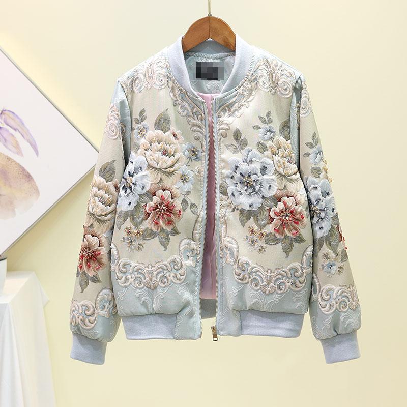 Svoryxiu Designer Custom Made autunno inverno capispalla giacche da donna Vintage linea oro perline Jacquard top di lusso giacche da cappotto 2