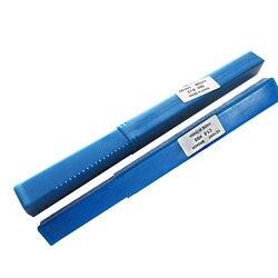 HSS 6mm C1 8mm C1 Push-Type otwór na klucz rozmiar metryczny HSS wpust + Shim narzędzie tnące do CNC Router obróbka metali