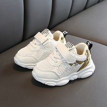 Breathable Comfortable Baby Sneakers Shoes Mush Fabric Girls Sneakers S