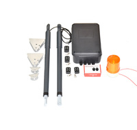 Russia Free shipping Water proof Automatic opener Electric Linear Actuator Double arms swing gate motor kit